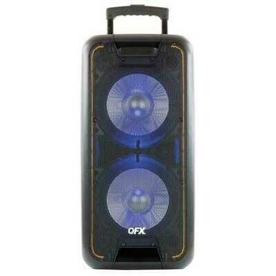 QFX PBX-100 Bluetooth Portable Party Speaker