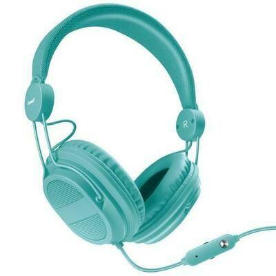 HM-310 Kid Friendly Headphones Turquoise