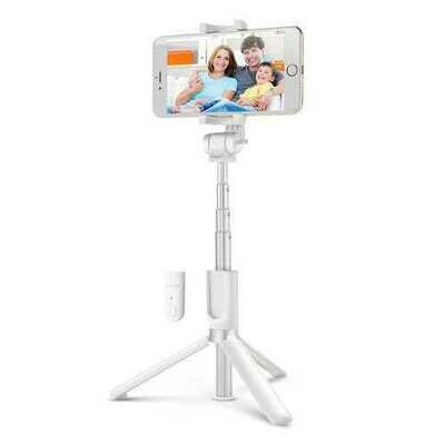 BlitzWolf BW-BS3 3 in 1 bluetooth Remote Tripod Selfie Stick for iPhone X 8 Plus S9 S8
