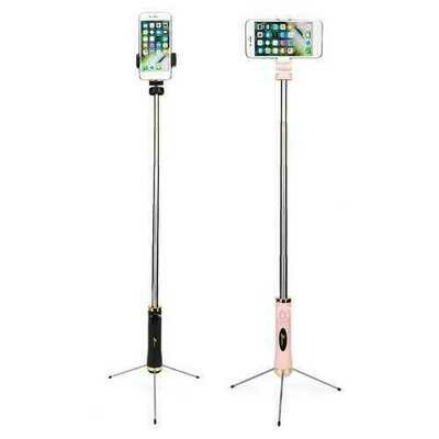 Bakeey Portable bluetooth Wireless  Extendable Handheld Selfie Stick Tripod For Mobile Phone