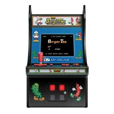 My Arcade Burgertime Micro Player (pack of 1 Ea)