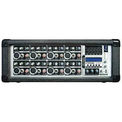 Pyle Pro 8 channel MP3 mixer