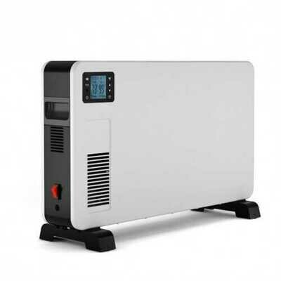 1500 W Freestanding Convector Heater with Remote Control