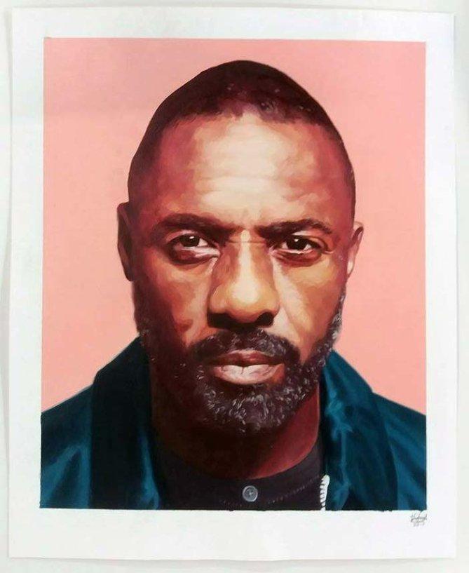 David de las Heras - Idris Elba 00014