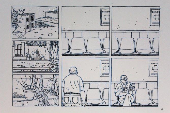 Paco Roca- Página de la casa 00158