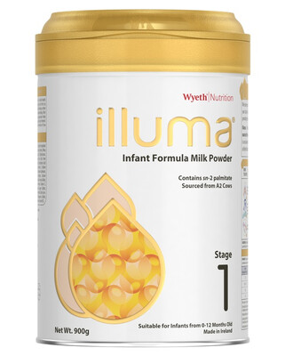 Illuma® Stage 1 Infant Formula 900g