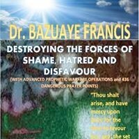 DESTROYING THE FORCES OF SHAME, HATRED AND DISFAVOUR (It is an ebook not hardcover)