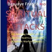 SPIRITUAL ATTACKS (It's Ebook not Hardcover)