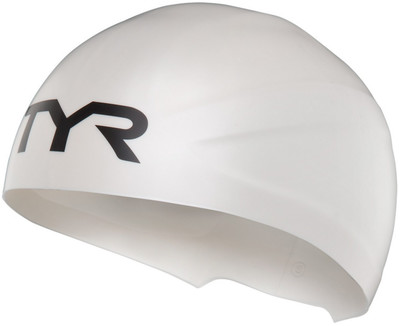 Шапочка для плавания TYR WALL BREAKER SILICONE COMPETITIVE CAP