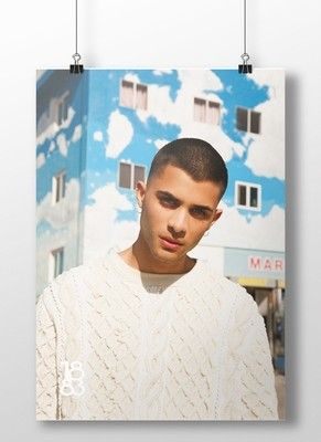 CNCO Erick poster