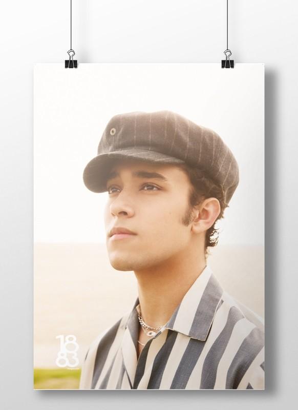 CNCO Joel poster