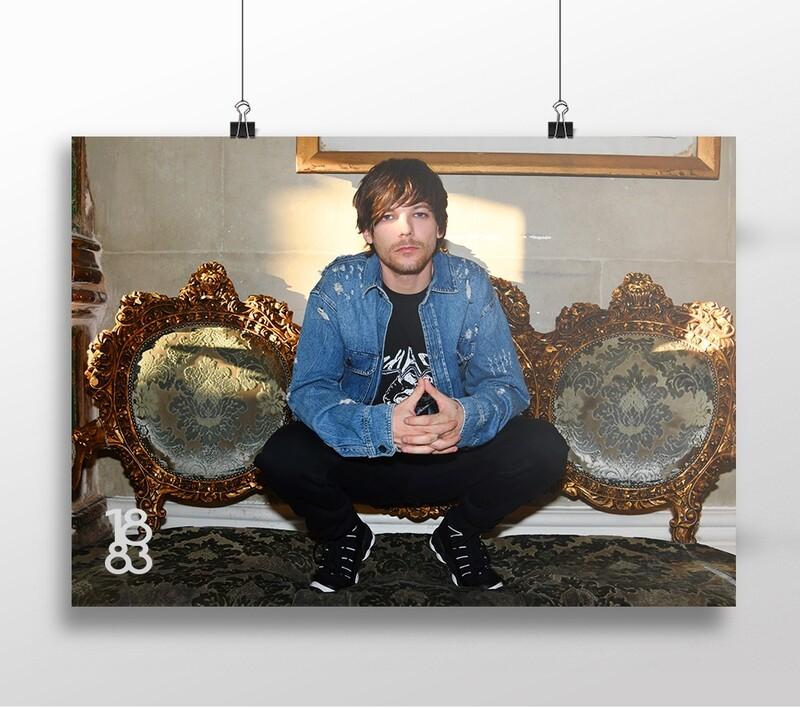 Louis Tomlinson poster 8