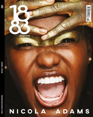 1883 Magazine Rebel Issue Nicola Adams