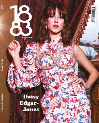 1883 Magazine Rebel Issue Daisy Edgar-Jones