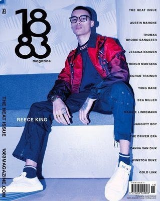 1883 Magazine The Heat Issue Reece King