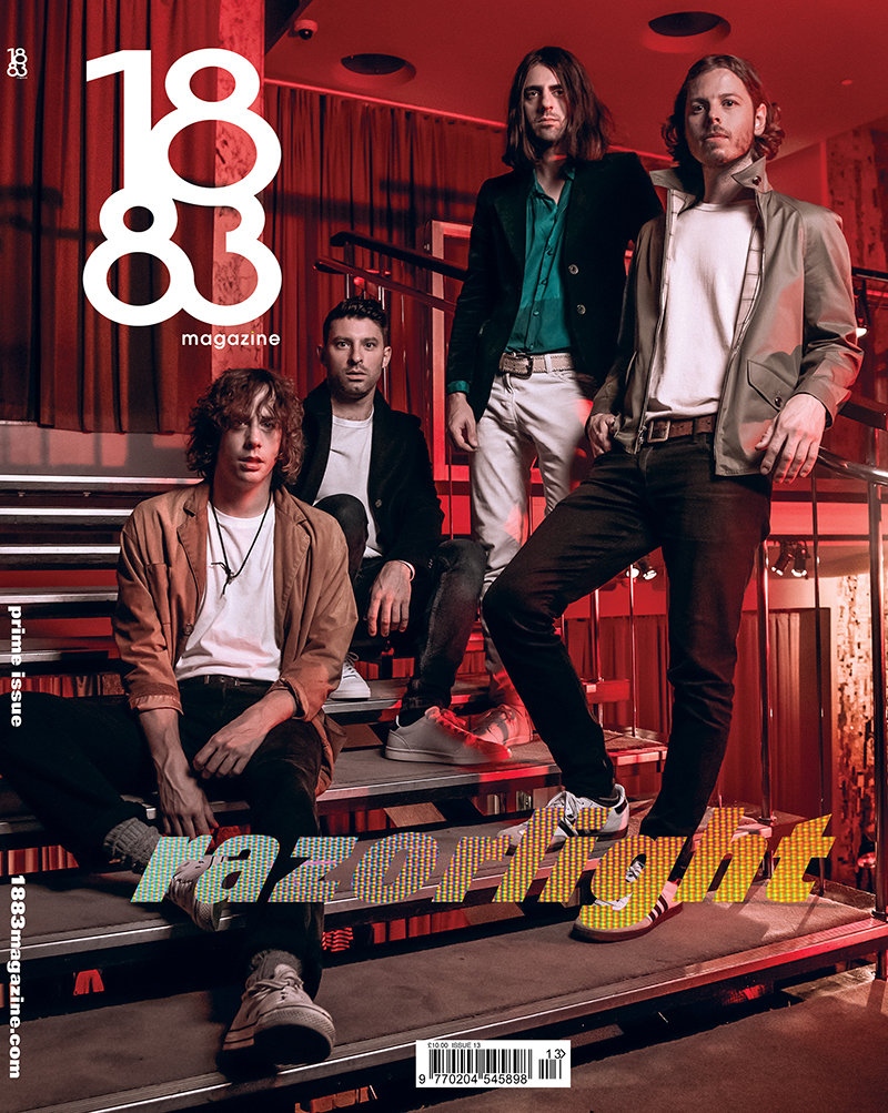 1883 Magazine Prime Issue Razorlight