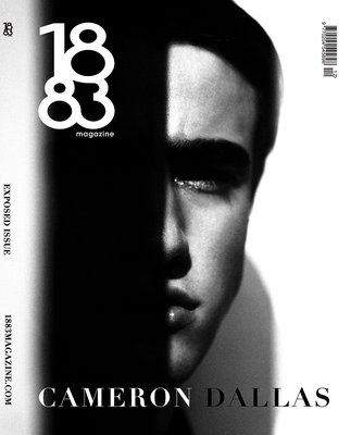 1883 Magazine Exposed Issue Cameron Dallas