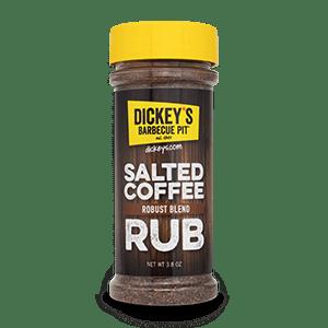 Dickey's Salted Coffee Rub