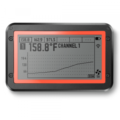 FireBoard 2 - Drive Thermometer (to control the fan)