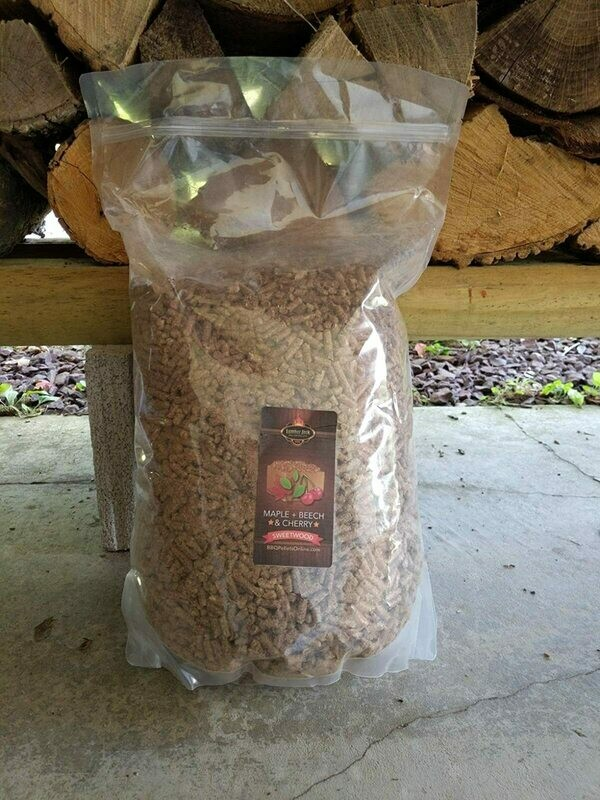 10 Pound Bags of Lumber Jack BBQ Grilling Pellets (Free 2 day shipping anywhere in the US)