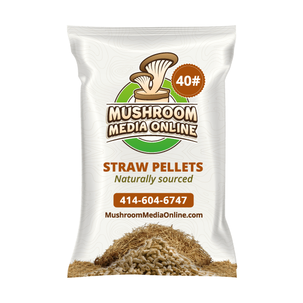 Wheat Straw Pellets