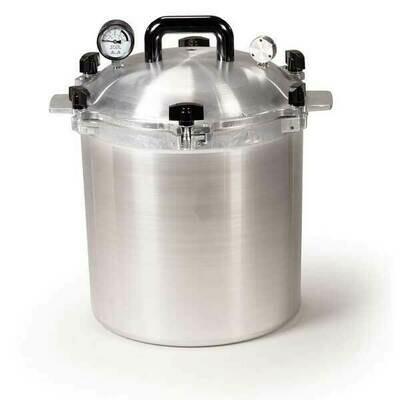 All American 925 25 Quart Pressure Canner
