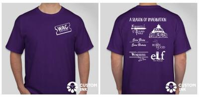 2020 Season T-Shirt - Youth S