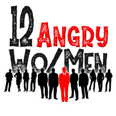 Show Poster - 12 Angry Wo/Men