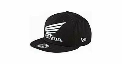 Cap HONDA - TLD colore BLACK