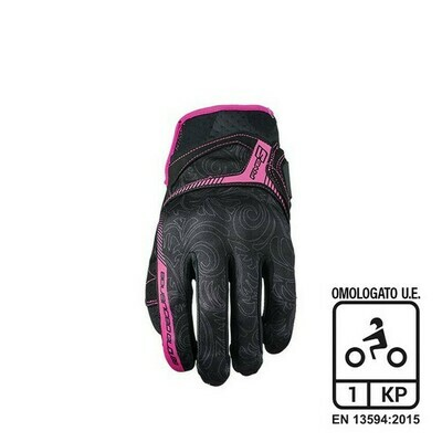 Guanti FIVE RS-3 LADY BLACK PINK