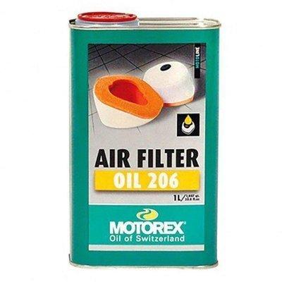 OLIO MOTOREX AIR FILTER OIL 206