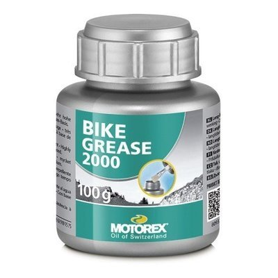 GRASSO MOTOREX BIKE GREASE 2000