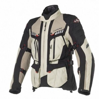 Giacca Clover CROSSOVER-3 WP AIRBAG Touring col. N/SA