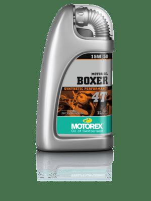 OLIO MOTOREX BOXER 4T 15W50
