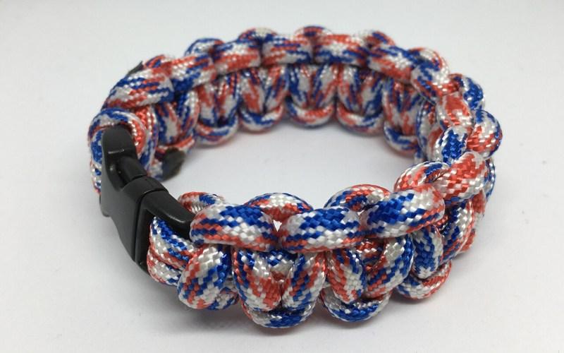 Paracord bracelet Patriot