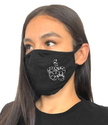 Save The Snakes Face Mask