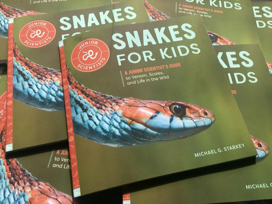 Snakes for Kids Book