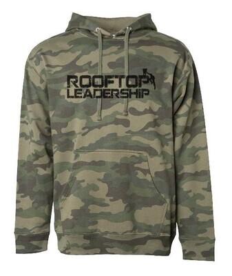 Camo Rooftop Sweatshirt (Unisex)
