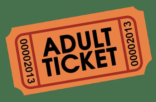 Adult Ticket - Big Straw Bale Gathering