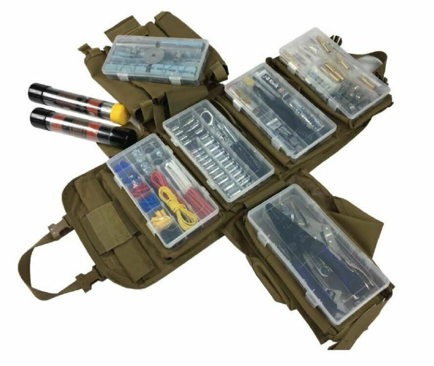 Vehicle Damage Repair Kit - Vehicle Specific