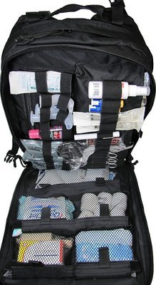 Advanced Vehicle Medical Kit (STOMP)