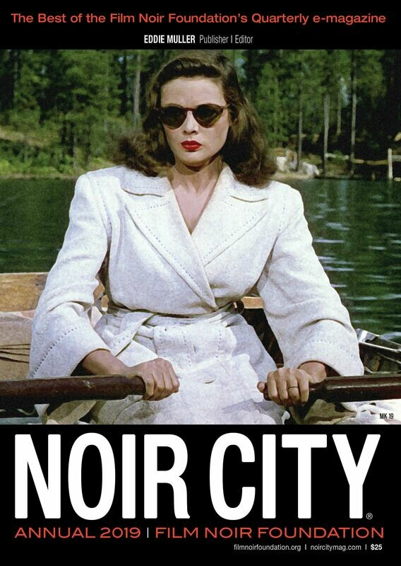 NOIR CITY ANNUAL No. 12