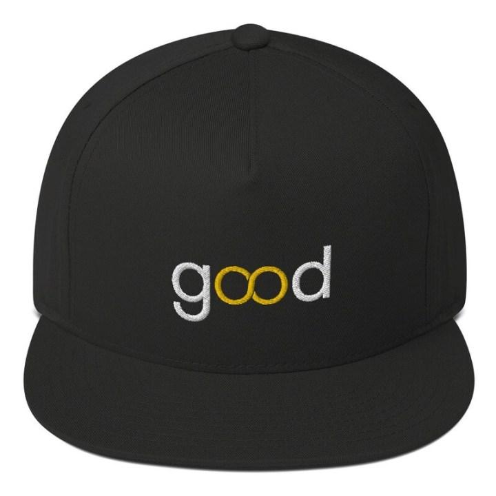 Good Forever Infinity Flat Bill Cap