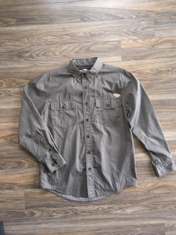 Chemise à Manches Longues pour Homme Harley-Davidson® 96789-13VM