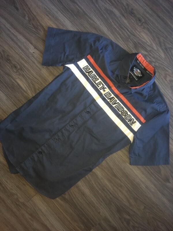 Chemise à Manches Courtes pour Homme Harley-Davidson® 96449-15VM