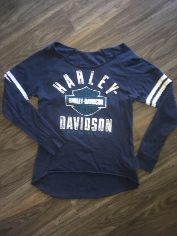 Chandail Manches Longues pour Femme Harley-Davidson® 41500-67VW