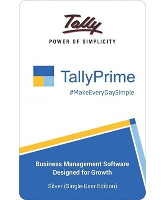 Tally Prime GST Ready Software Latest Version