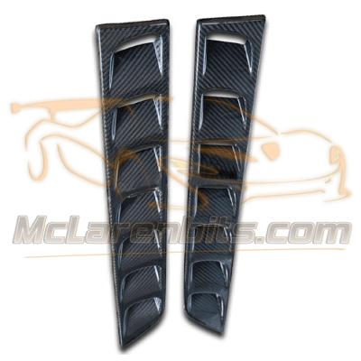 12C & 650S rear hatch vent cover set