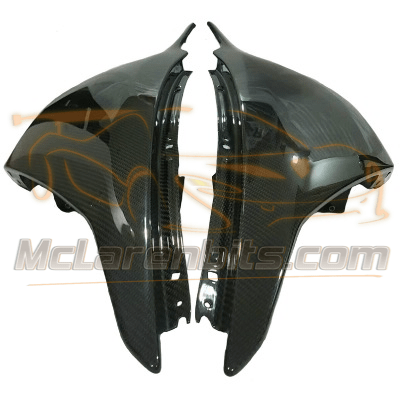 MP4-12C front fender OEM design