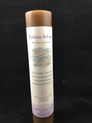 Herbal Magic Pillar-Problem Solving